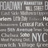 Words Wallpaper Manhattan WRD 6442 90 41 WRD64429041 By Caselio